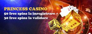 princess casino bonus fara depunere online