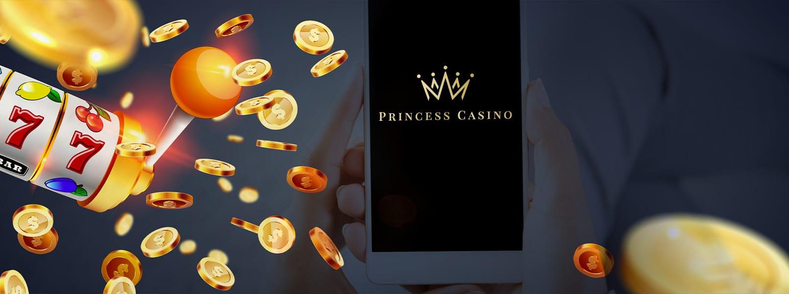 princess casino mobil