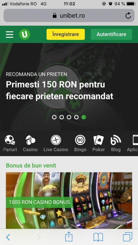 unibet mobile online