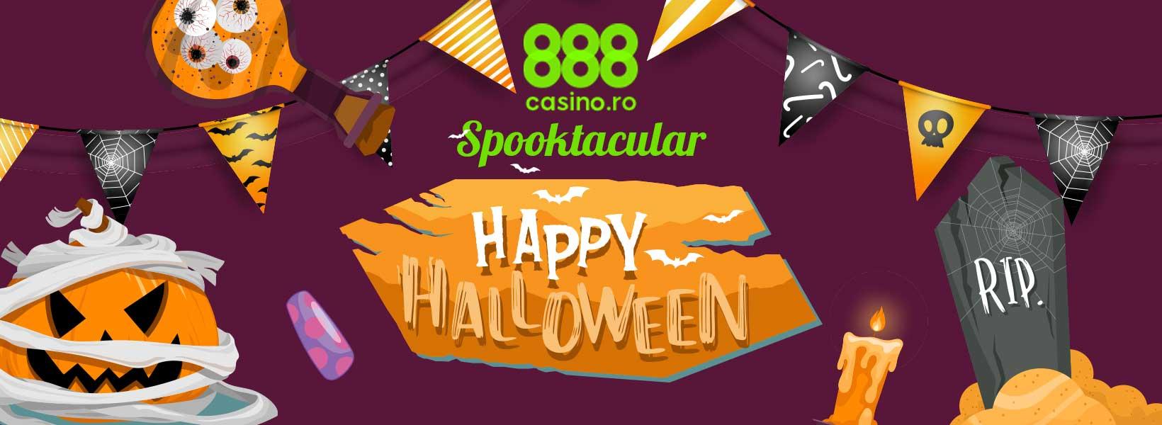 spooktacular 888