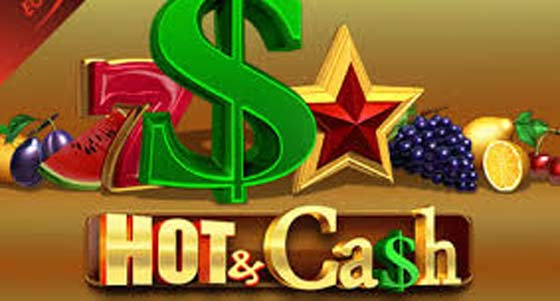 logo hot & cash gratis