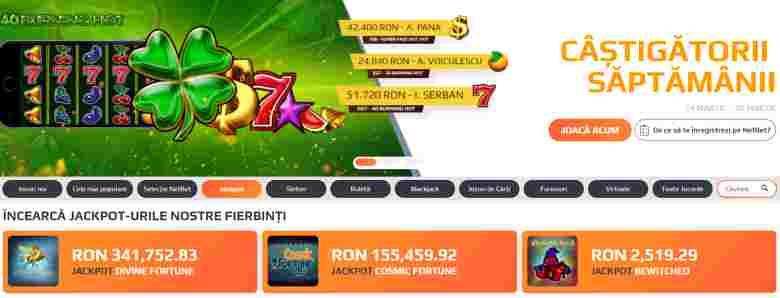jackpot divine fortune netbet online