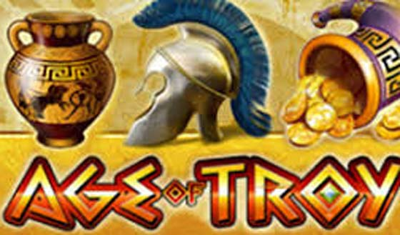 logo joc age of troy gratis
