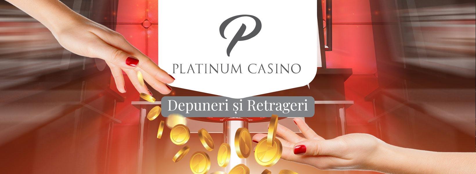depunere platinum