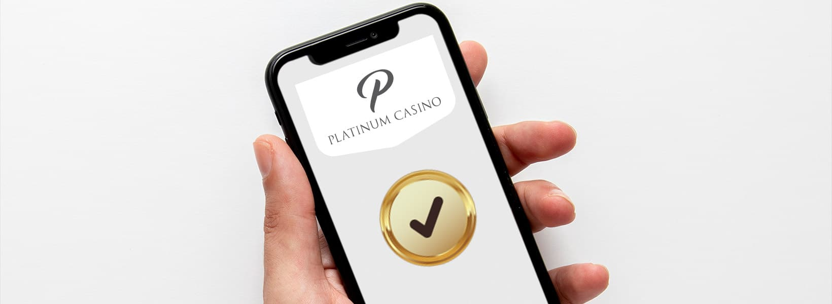 verificare cont platinum casino