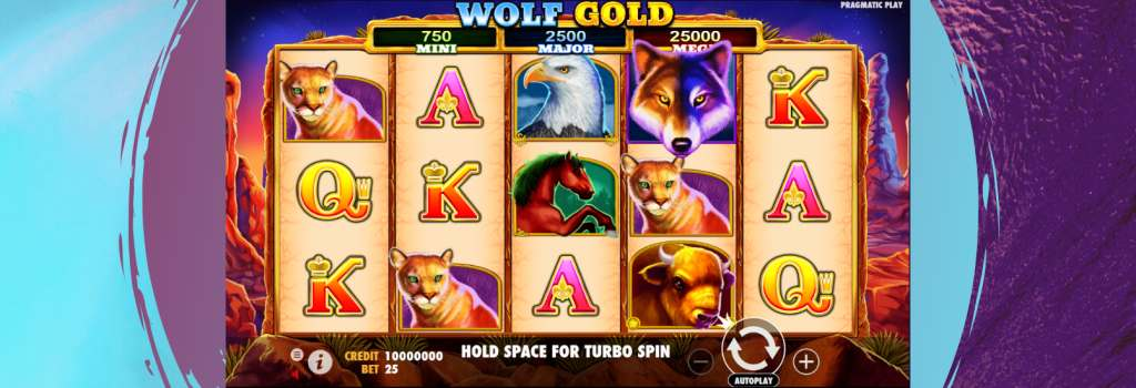 joaca wolf gold betano slot online