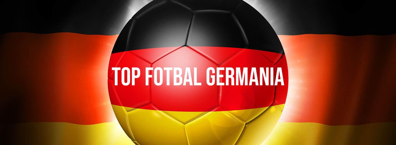 echipe de fotbal din Germania