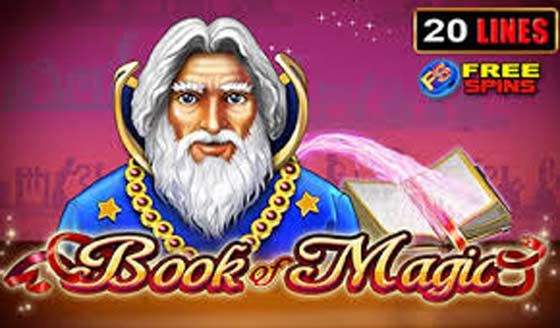 logo book of magic gratis