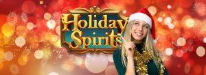 holiday spirits slot