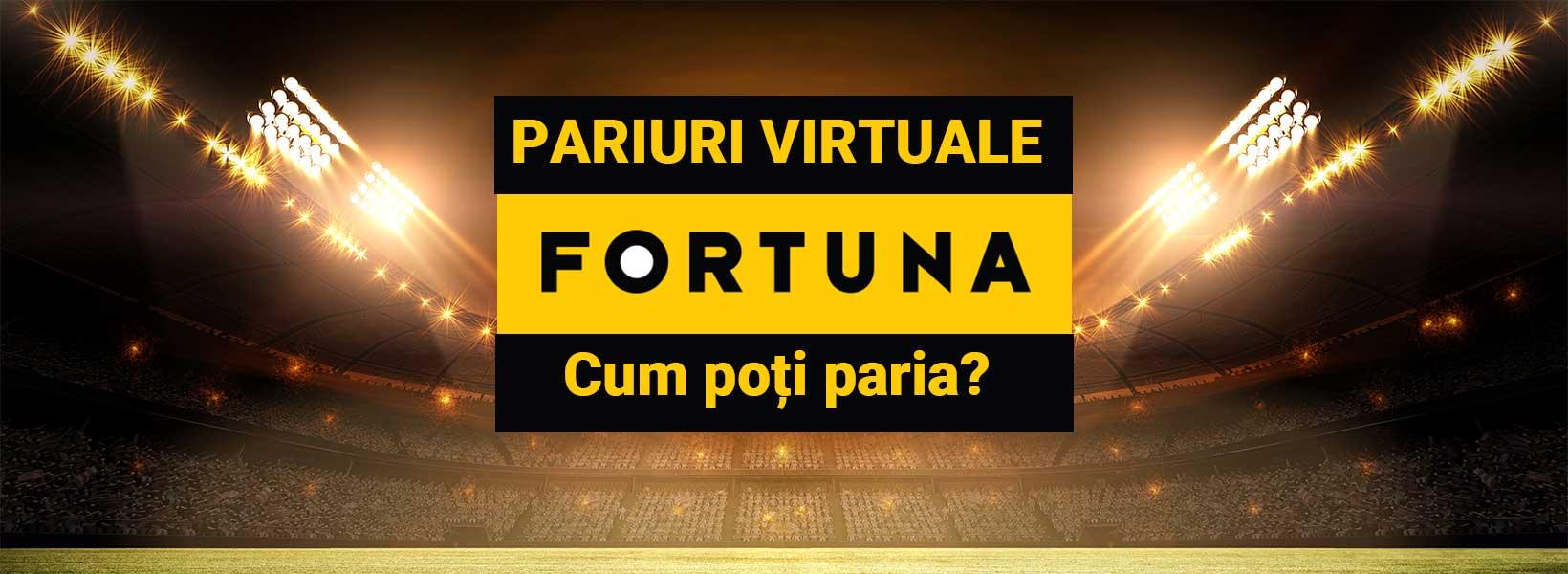 pariuri virtuale efortuna
