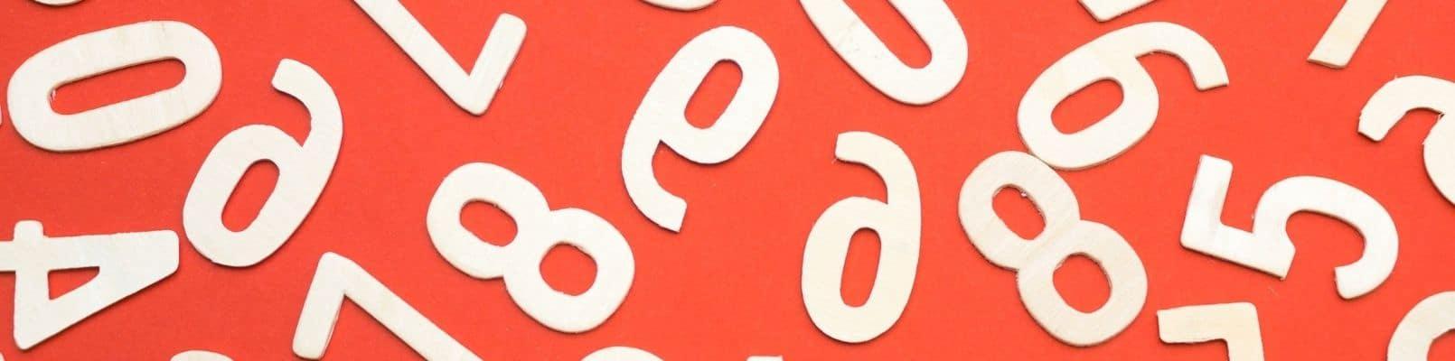 semnificatie numere repetate