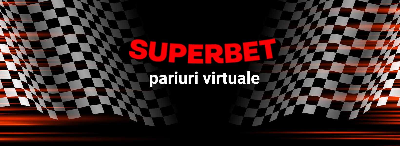 superbet pariuri virtuale online