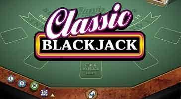 classic blackjack gratis logo