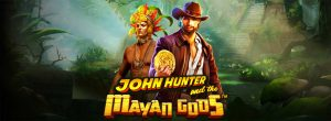 john hunter & mayan god slot