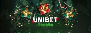 bonusuri de crăciun unibet