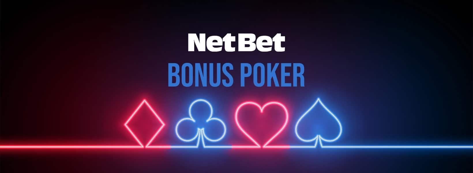 netbet poker online