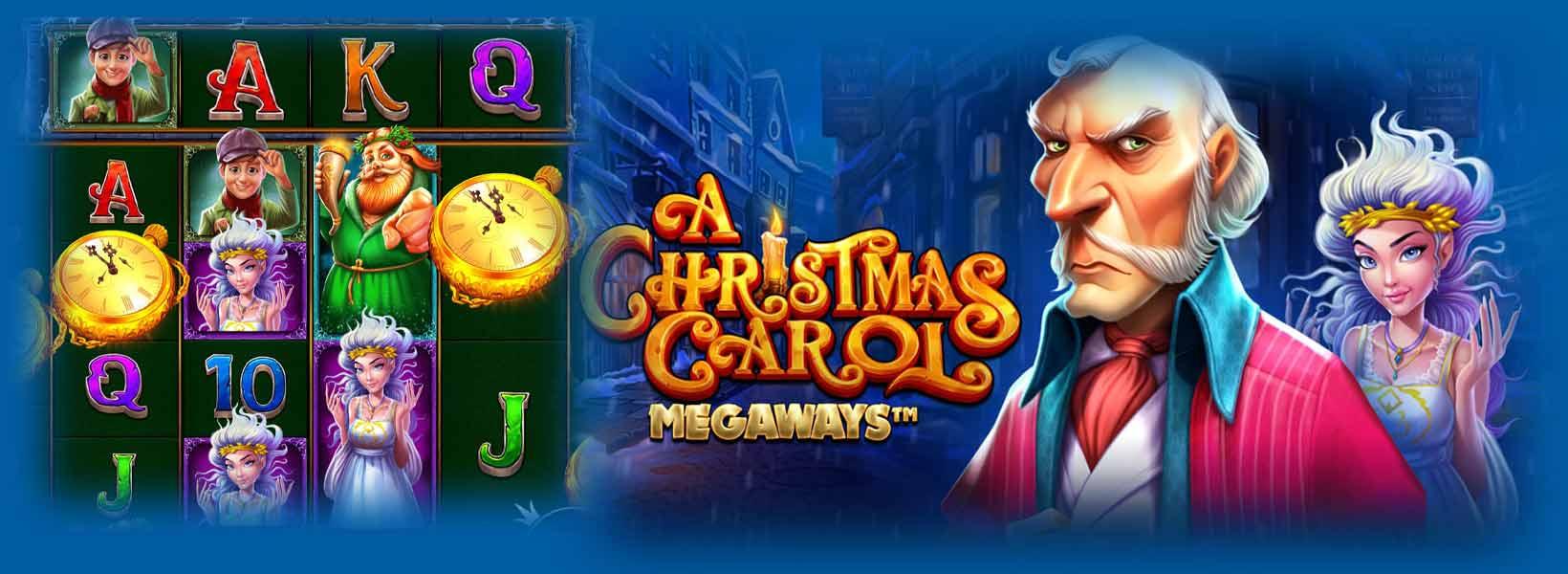 Christmas Carol Megaways slot