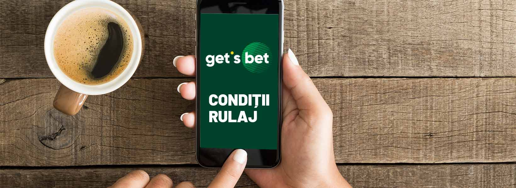 cerințe rulaj gets bet casino