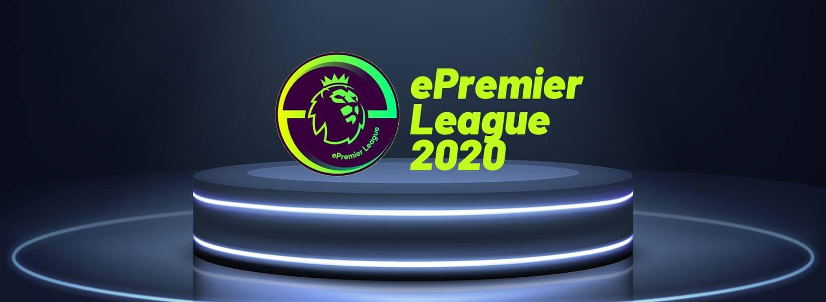 epremier league 2020 online