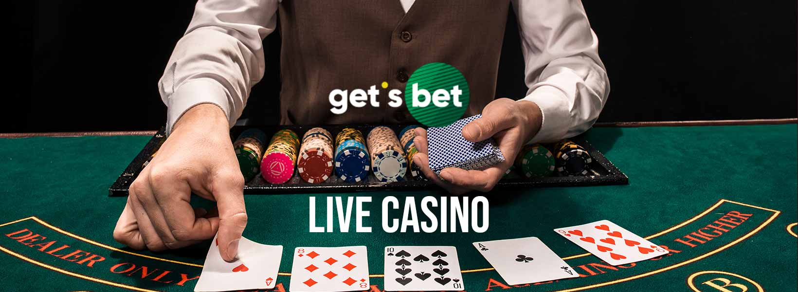 gets bet live casino