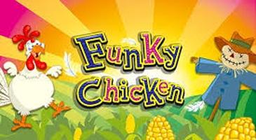 funky chichen gratis logo