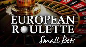 european roulette small bets logo
