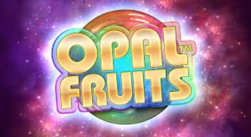opal fruits slot logo