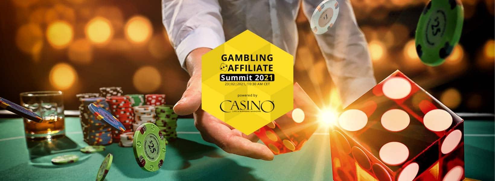 gambling affiliate summit 2021