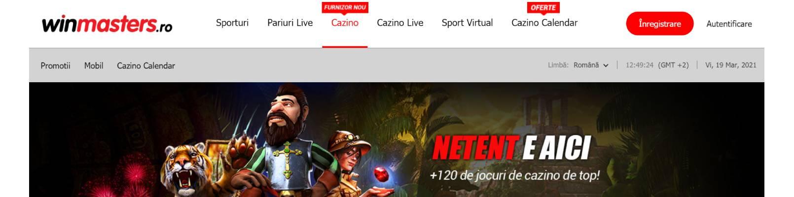 motive joc winmasters casino