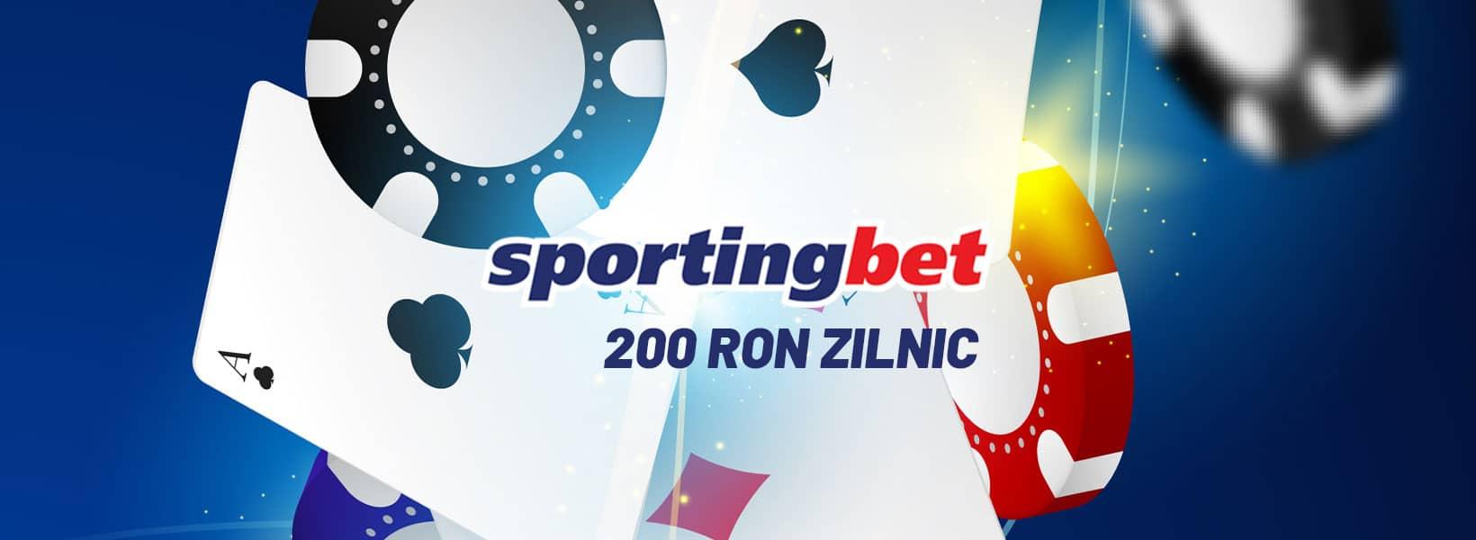 200 ron sportingbet bonus