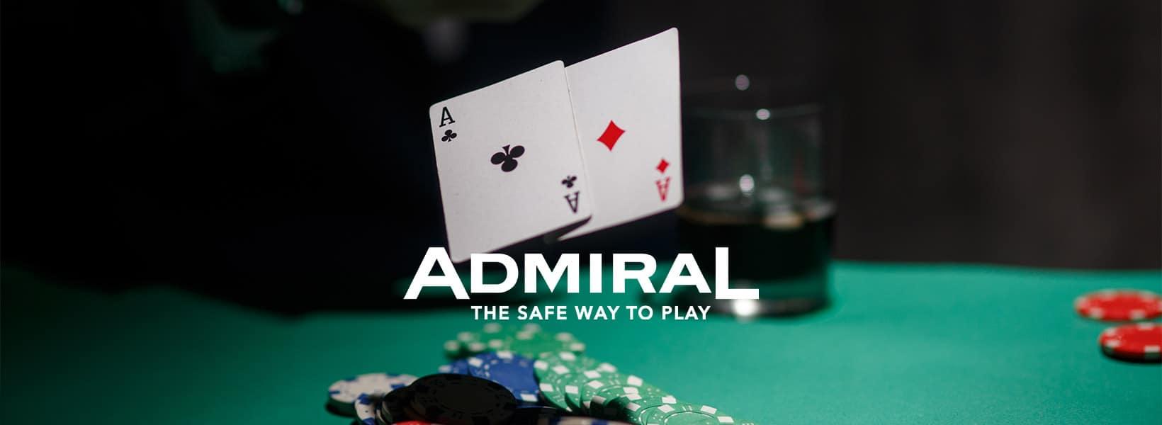 admiral poker gratis