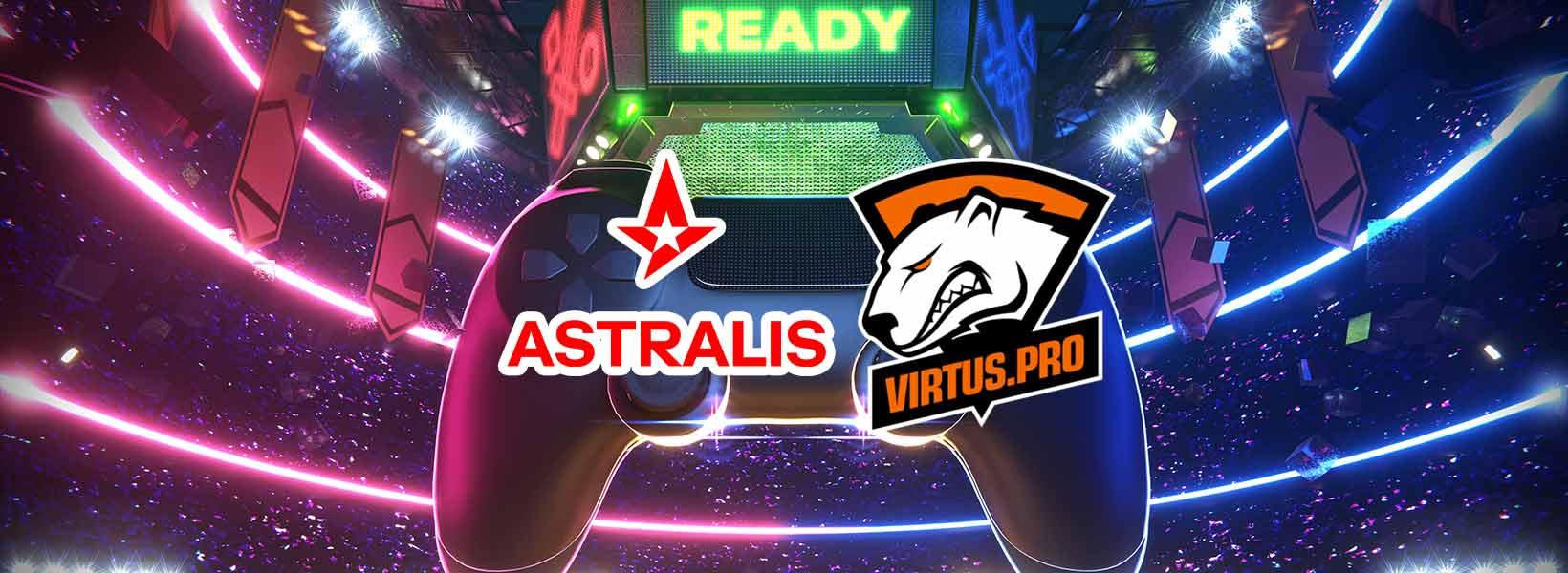 ponturi pariuri Astralis VS Virtus Pro