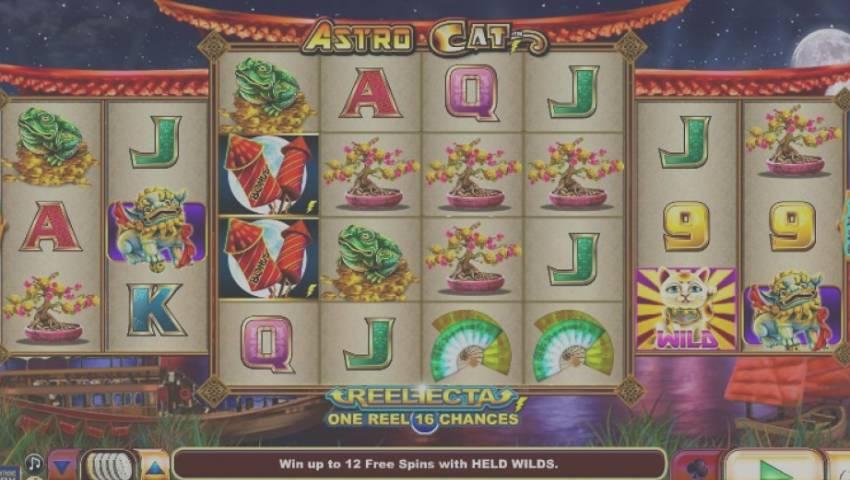 ecran astro cat slot gratis