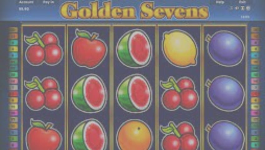 golden sevens slot