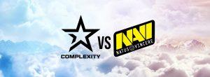 Ponturi Complexity Gaming VS NaVi
