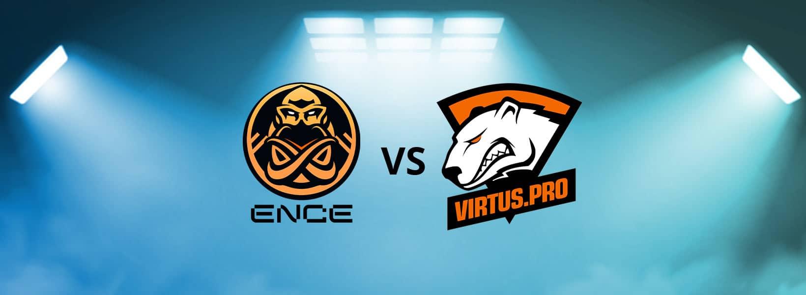 Ponturi pariuri Virtus Pro vs ENCE