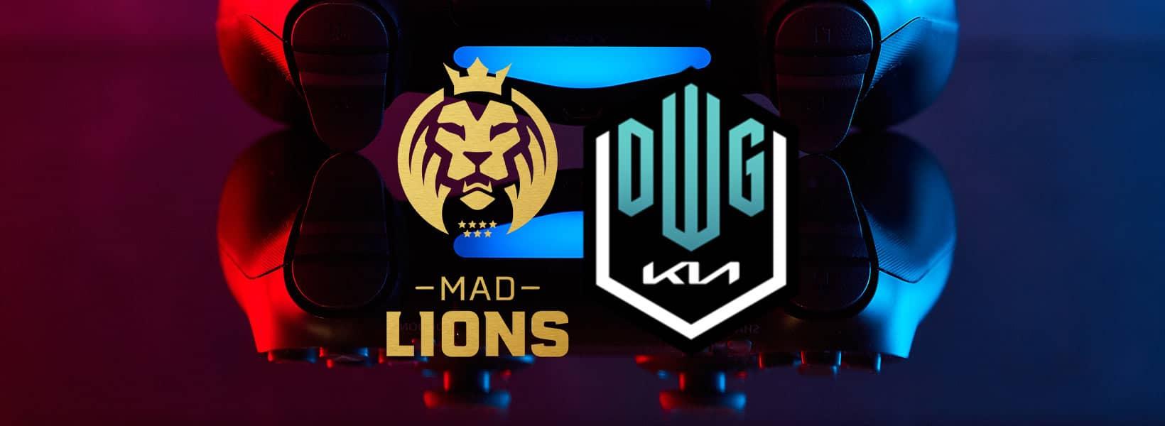 MAD Lions vs DWG KIA