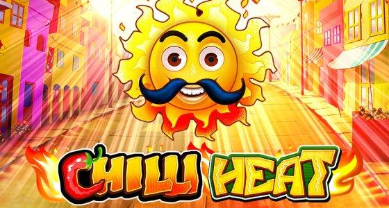 chilli heat slot gratis logo