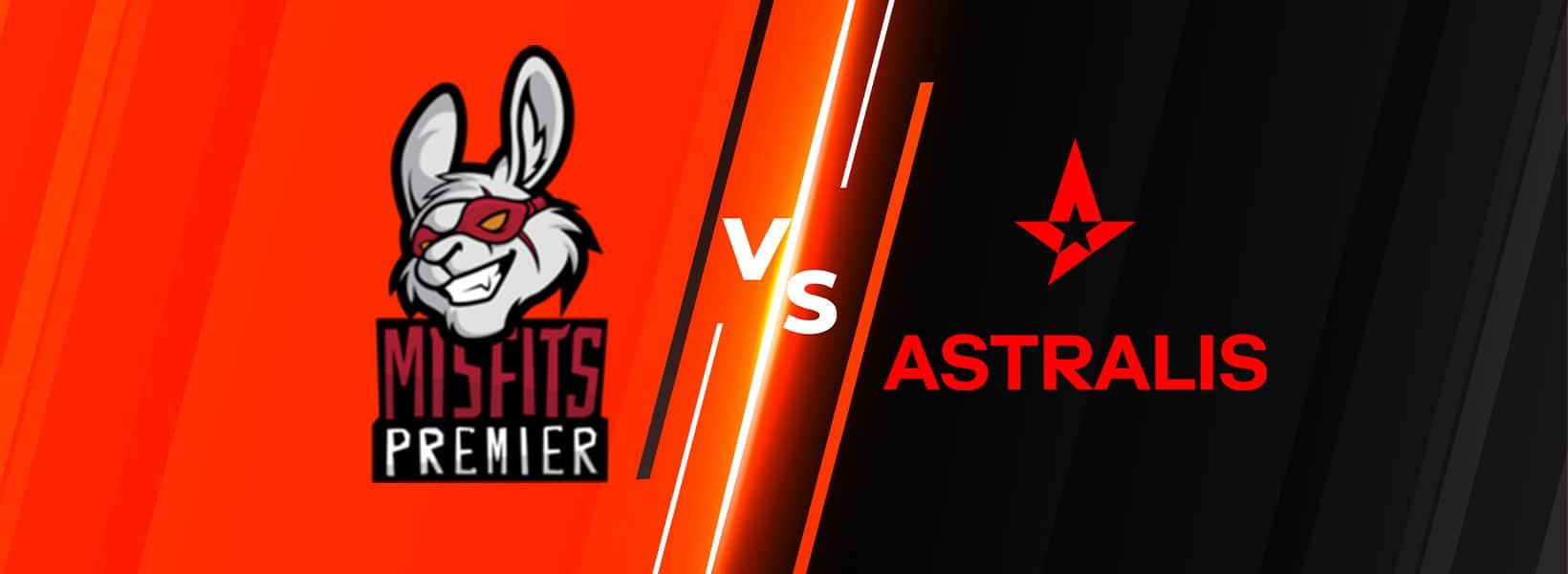 ponturi pariuri Astralis vs Misfits Gaming
