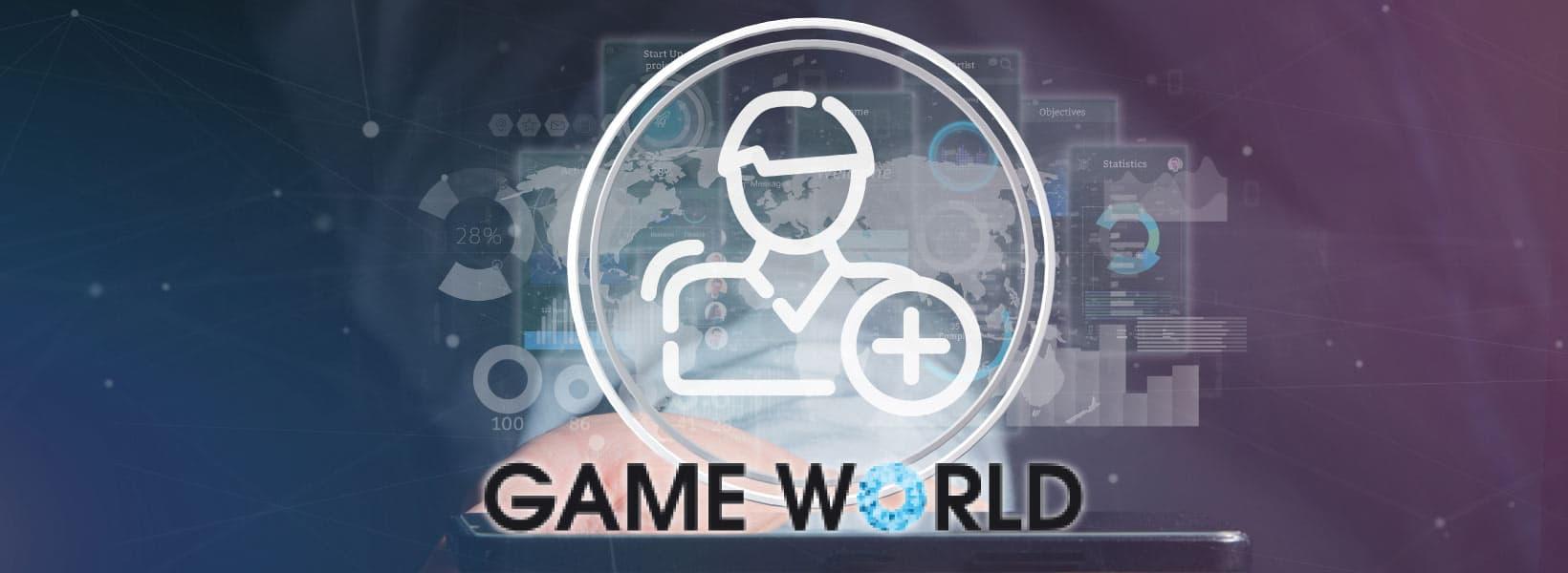înregistrare game world