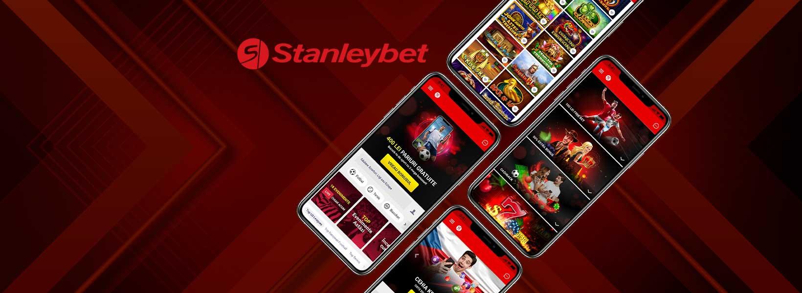 stanleybet mobile