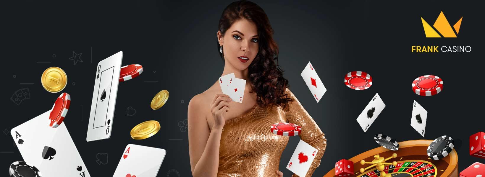 frank casino live