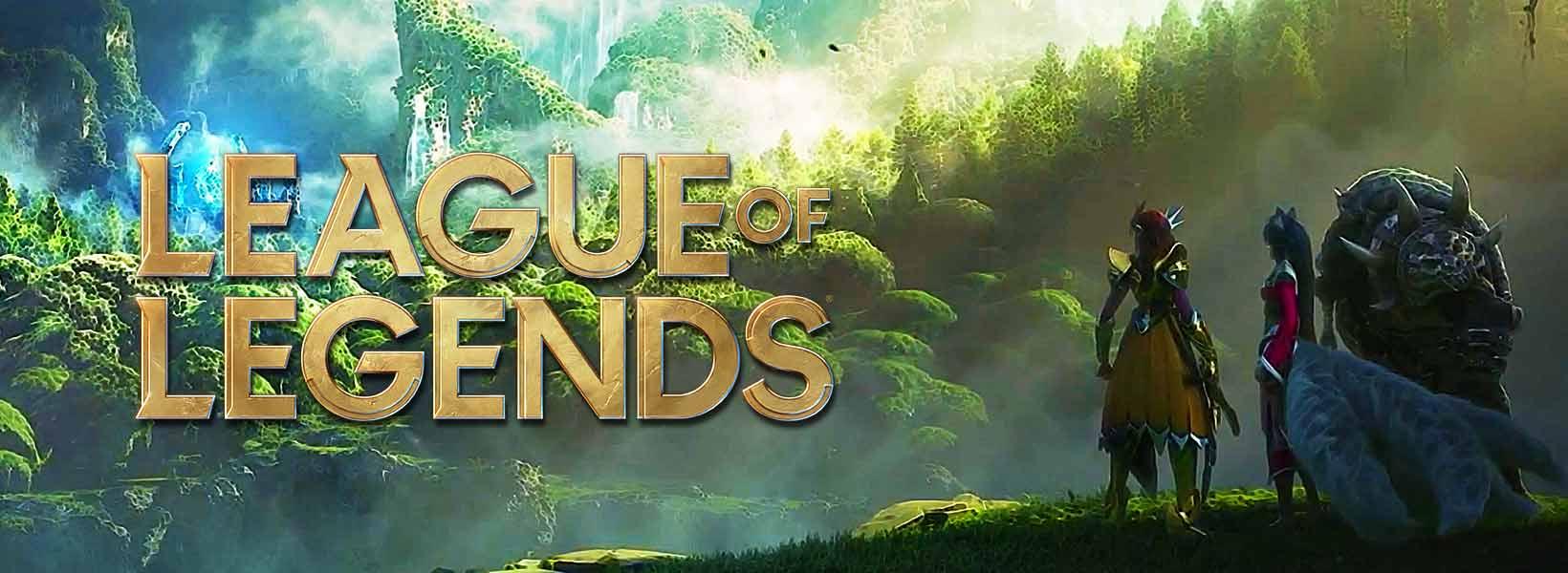 jucători league of legends