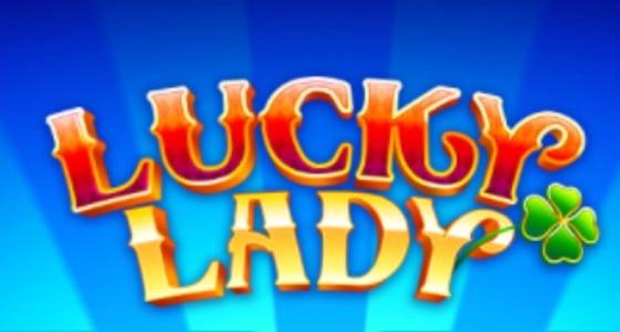 logo lady lucky gratis online